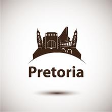Pretoria South Africa City Sky...