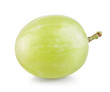 canvas print picture - Grape isolated