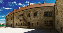 Sanok Royal Castle Was Built I...