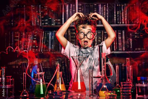 Fotografia  scientist