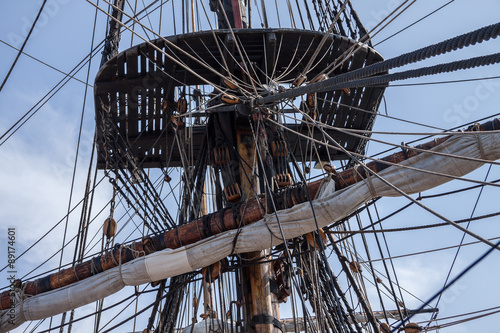 Valokuva  Segelschiff
