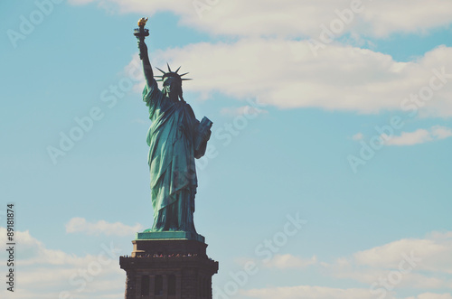 Fototapeta Statue of Liberty obraz