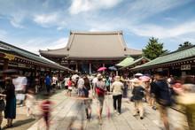 Senso-ji Entrance
