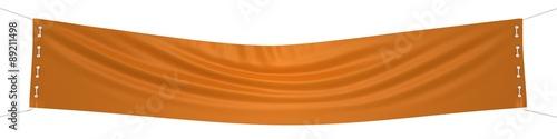 Fotografía  banner orange