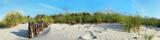 Ostsee Strand Dünen Panorama