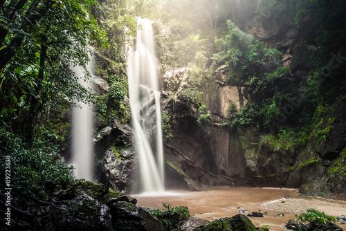Mork fah waterfall #89223638