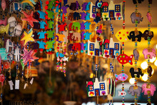 Shop With Souvenirs, Decorative Items, Jewelry Of The Sea