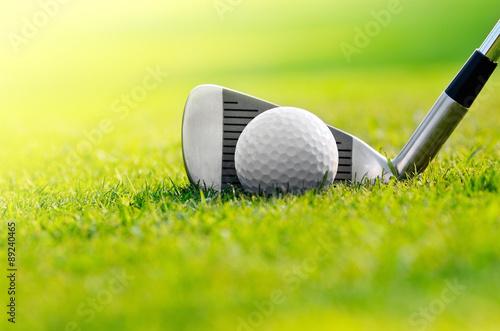 Let's golf - 89240465
