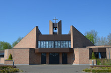 Modern Church Building
