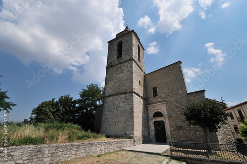 Borghi del Molise, Agnone (IS), Chiesa Madre di San Marco Evangelista Wallpaper Mural