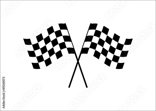 Fototapeta Flag Cross