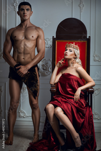 Бесплатно смотреть русское порно госпожа и раб