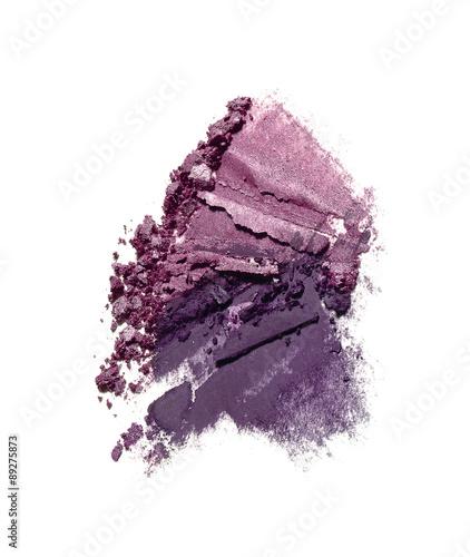Obraz na plátne Crushed eyeshadow