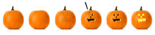 Pumpkin: Stages Of Halloween P...