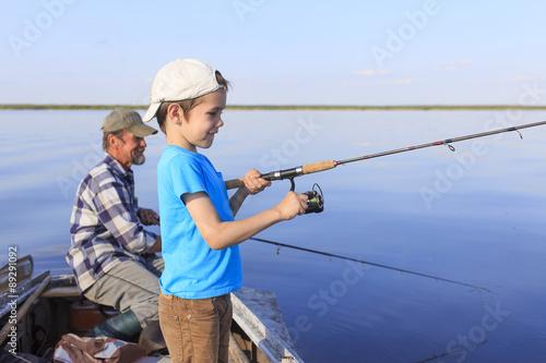 Fotografie, Obraz  Fishing boat