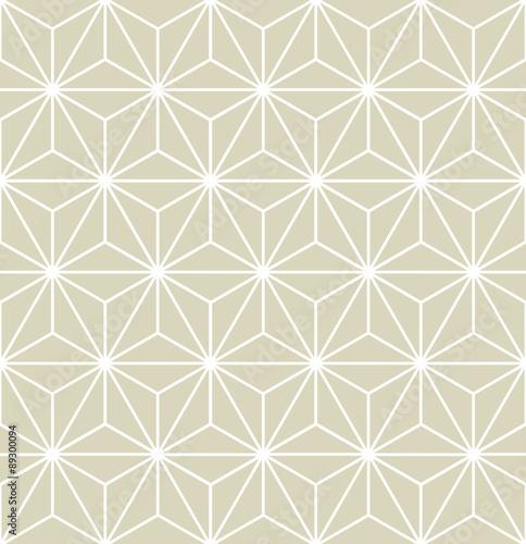 Seamless Vector Geometric Pattern Texture Wall mural