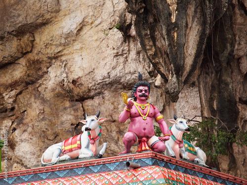 Photo  Batu caves status, Kuala Lumpur Malaysia