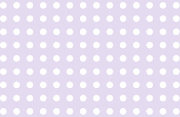 Polka dot with color pastel background its seamless patterns.