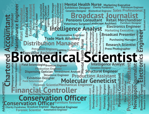 Biomedical Scientist Means Jobs Hiring And Employee - Buy