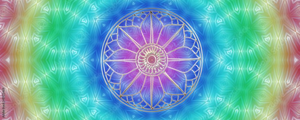 Photo  Hinduism symbol lotus flower