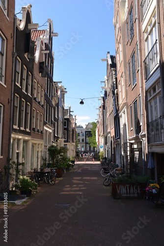 Photo  Street in Amsterdam