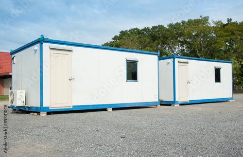 Fotografia  Cargo container house