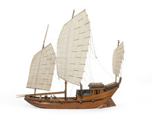 Model Chinese Or Indian Junk B...