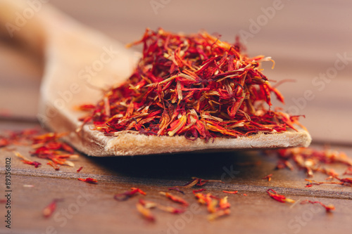 Photo  Red saffron