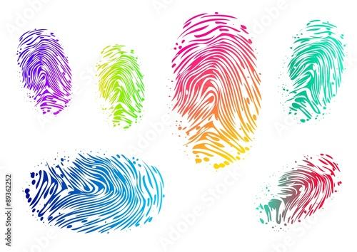 Fényképezés  Impronte digitali