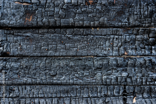 Photo Stands Firewood texture Charred wood