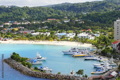 Fotografie, Obraz  Ocho Rios Jamaica