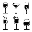 Drinks digital design.