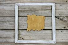 Antique Parchment Paper Sign O...
