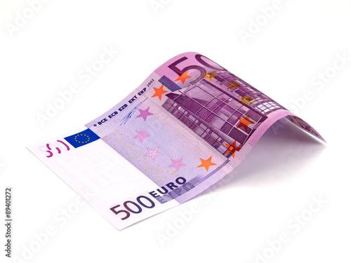 Fotografiet  500 Euro