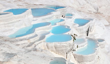 Pamukkale, Natural Site In Den...