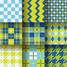 Seamless Pattern Background. P...