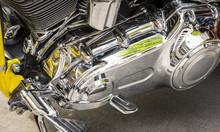 HDR Motorrad Details