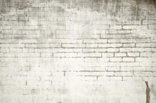 Muro De Ladrillos Con Pintura ...