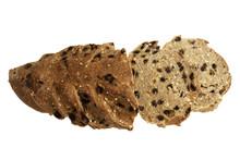 Healthy Rye Bread With Raisin