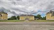canvas print picture - Schloss Neuwied