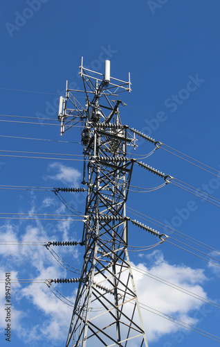 Valokuva  cell phone transmission tower