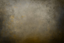 Gray And Golden Grunge Background Or Texture