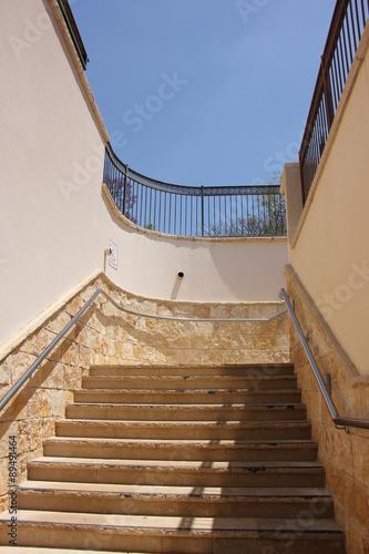 Photo Stands Stairs Тель - Авив