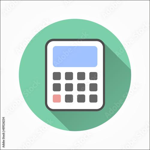 Fotografía  Calculator icon