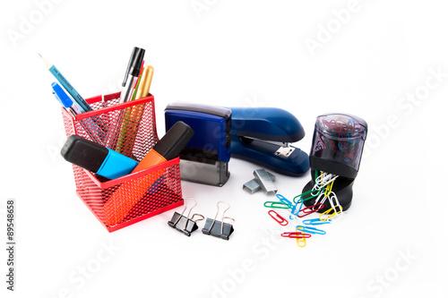 Fotografie, Obraz  Office equipments