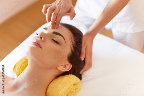 Stampe  Spa Woman