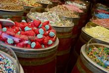 Candy Barrels / France