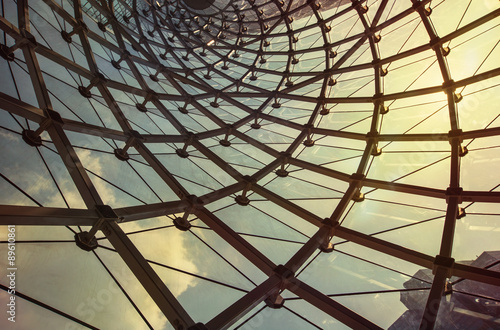 Fotografia Abstract structure