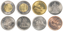 Circulating Canadian Dollar Co...