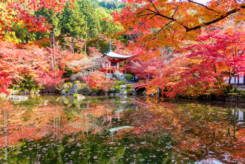 Autumn at daigoji temple - 89630610